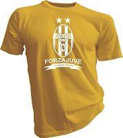 Juventus FC Shirt Italy Italia Soccer Futbol Calcio T shirt Serie A  jersey