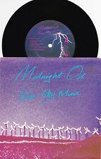 Midnight Oil~Original OZ PS 45 Blue sky mine EX 1990 Hard Rock Non album B-side