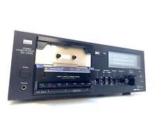 SANSUI SC-1330 Stereo Cassette Deck Vintage 1979 Refurbished Working Like NEW