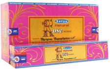 Satya Natural Incense Sticks - 5 Fragrances Available Rose