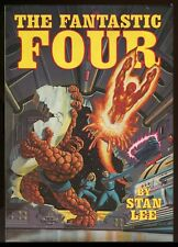 Marvel Fireside Fantastic Four Hardcover with Dust Jacket Rare 1979 HC Stan Lee
