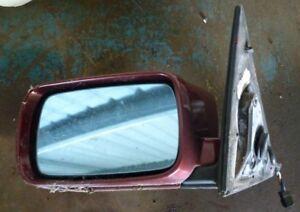 BMW 3 series E36 Sedan Left Door Mirror