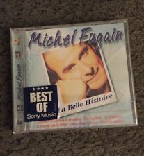 Michael Fugain Les Grande Moments La Belle Historie CD New!
