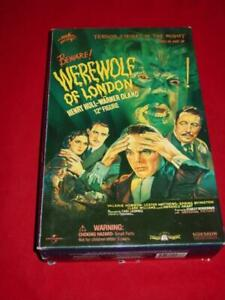 "Sideshow : The Werewolf of London 12"" Figure (MIB) 1/6th RARE Universal Monsters"