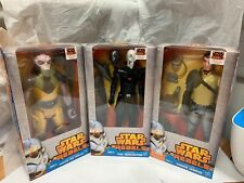 """Star Wars Action Figures Rebels Animated Series12"""" Action Figures The Inquisitor"""