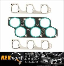 Full Set Holden One Tonner VZ LEO Inlet Intake Manifold Gaskets Upper Lower 3.6L