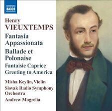 Misha Keylin - Fantasia Appassionata Ballade Et Polonaise [New CD]