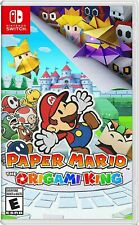 Paper Mario: The Origami King - Nintendo Switch New Factory Sealed