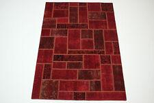 en exclusivité patchwork Used Look Pierre weash Tapis de Perse d'Orient 2,2 4