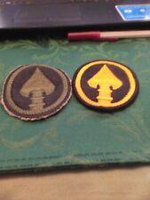 U S Special Forces Air Borne - 2 Badges