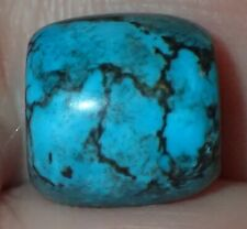 12mm Natural Indo - Tibetan, Tibet Turquoise bead, #S2582