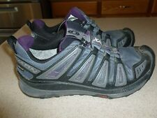 Salomon Climatherm Gore-tex Contagrip Waterproof Shoes Hiking Men's sz 7M