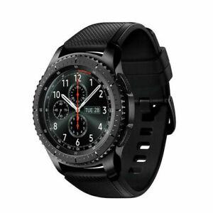 Samsung Galaxy Gear S3 Frontier SM-R760 46MM Bluetooth Smart Watch - Black