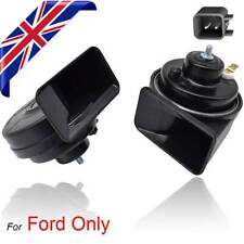 For Ford Fiesta Focus Kuga Mondeo B-Max C-Max S-Max Car Twin Tone Snail Horn UK