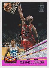 Michael Jordan 1996-97 Topps Chrome Nr-Mint+ 1997-98 Metal Universe Kobe Bryant