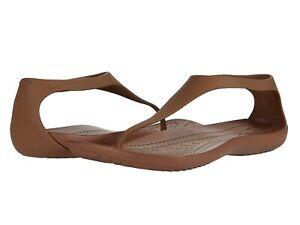 Woman's Sandals Crocs Sexi Flip