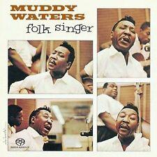 Muddy Waters Folk Singer SACD MCA Chess 088 112 940-2