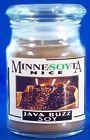 Java Buzz Soy Candle, 5oz Apothecary Jar
