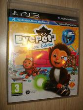 GIOCO PS3 PLAYSTATION 3 EYEPET MOVE EDITION VERSIONE ITALIANA MOVE RICHIESTO