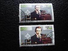 VATICAN - timbre yvert et tellier n° 1005 x2 obl (A28) stamp