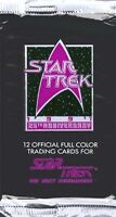 Star Trek: The Next Generation - Series II 25th Anniversary Trading Cards Pack i