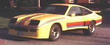 1975-1980 Chevrolet Monza Showcars Road Race 5-piece Body Kit