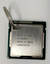 Intel Core i9-10900K CPU Keychain with keyrings Processor (BXC8070110900K)