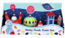 Night Garden Ninky Nonk In The Train Set. (edades 18 meses o mayores)
