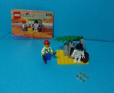 LEGO Pirates ~ Skeleton Crew (6232) & Manual