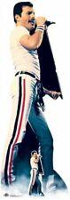 Star Cutouts Ltd CS700 Lifesize Cardboard Figure of Freddie Mercury 1982 Colour