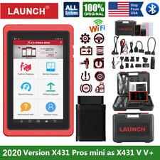 Genuine LAUNCH X431 PROS Mini OBD2 Automotive Diagnostic Scanner Tool ECU Coding