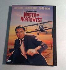 North by Northwest (Dvd, 2000) Cary Grant-Eva Marie Saint-Hitchcock Classic