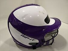 Rip It Vision Pro Softball Helmet, M/L, Fits 6 1/2 to 7 3/8