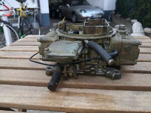 Holley 4 fach Vergaser, für Rover V8 Motor, 390 cfm