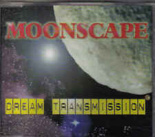 Moonscape-Dream Transmission cd maxi single Eurodance holland