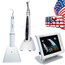 New Listingusa Endodontic Dental 161 Mini Endo Motor Apex Locator Obturation Heated Pen