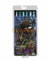 "NECA Scorpion Alien w Bendable Tail 7"" Action Figure Series 13 Aliens Collection"