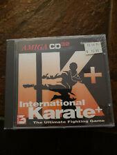 Commodore Amiga CD32 IK+ International Karate