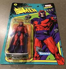 "?New Marvel Legends Kenner Retro Magneto Uncanny X-Men 3.75"" Action Figure Toy"