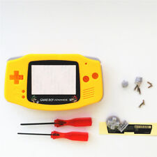 Super Mario Yellow Housing Shell for Nintendo Game boy Advance GBA