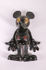 RARE Seiberling Latex Walt Disney Mickey Mouse Steamboat Willie Toy Figurine