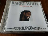 BARRY WHITE - THE COLLECTION - CD ALBUM 1999