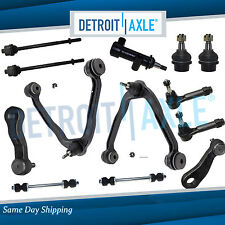 Brand New 13pc Complete Front Suspension Kit for Chevrolet GMC 4x4 ONLY - 6-Lug