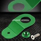For Ek Dc S2k Green Cnc Billet Aluminum Radiator Stay Mount Bracket+washer Kit photo