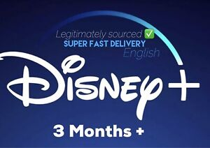 Disney Plus - Experienced seller