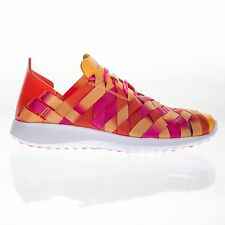 Nike Women's Juvenate Woven Low Top Running Trainers Pink Red Limited