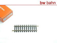Spur H0 Roco 4408 2 gerade Gleise 85mm