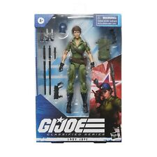 "?G.I. Joe Classified Series #25 Lady Jaye 6"" Action Figure?"