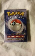 Pokemon card Base set 2 Player Starter Deck sealed NEW