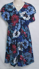 NEW LADIES ANIMAL SUMMER BEACH JERSEY LUCIELLE DRESS TWILIGHT SIZE 8 - 18 BNWOT